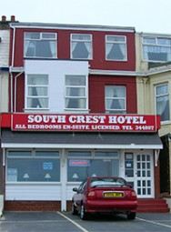 South Crest Hotel Blackpool